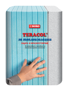 Teracol for thermal insulation